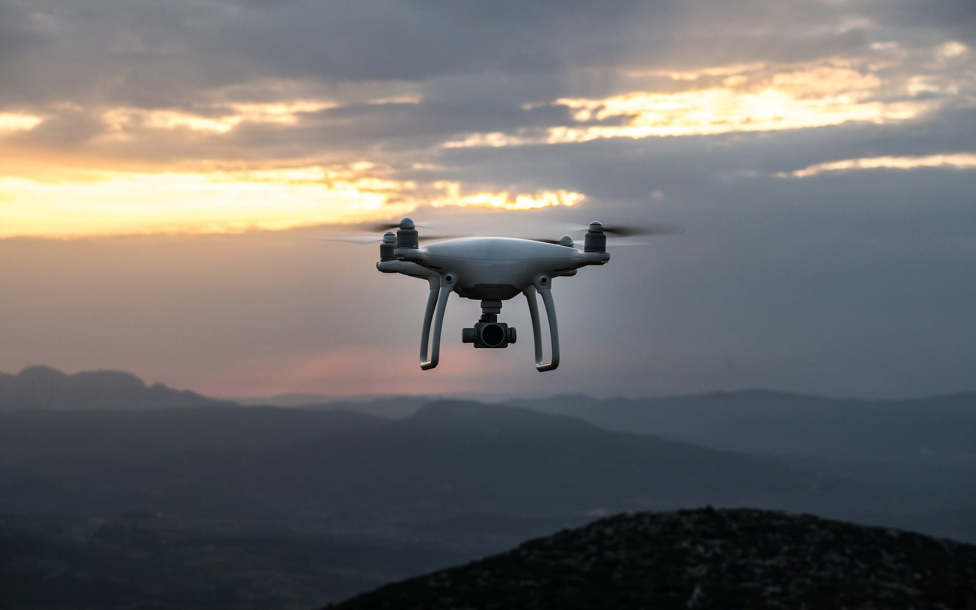 FAA Certified Drone Aerial UAS UAV Unmanned Aerial System Vehicle Maryland