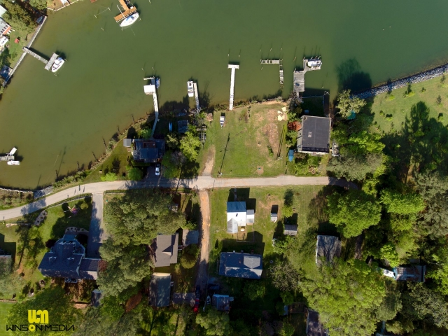 Piney Point St. George's Creek Water Access Southern Maryland Drone UAS Winson Media Real Estate