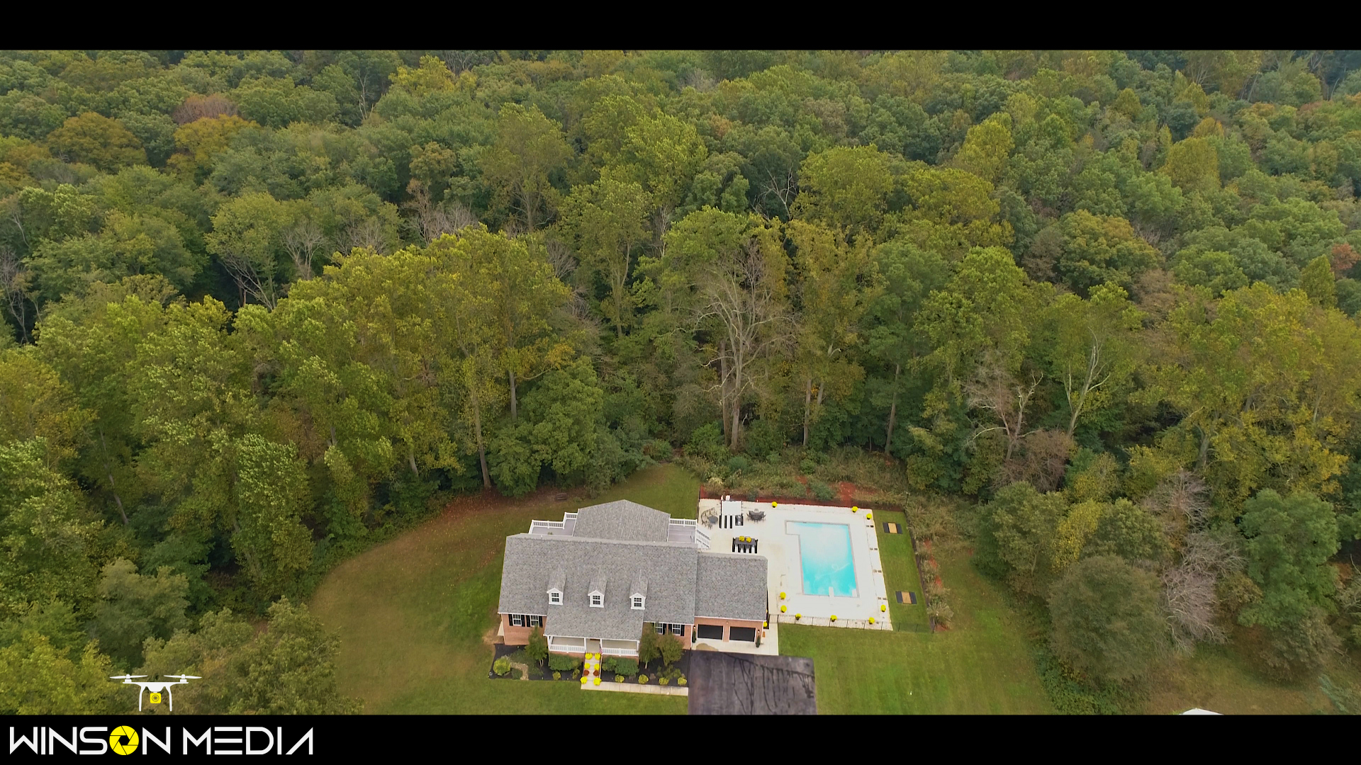 Real Estate Drone Video Preview And Statistics Maryland Drone Uas